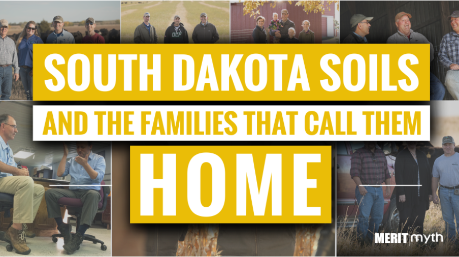 South Dakota Soils and Families
